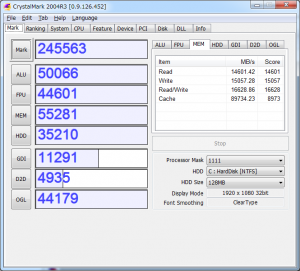 FX8300.CristalMark-MEM